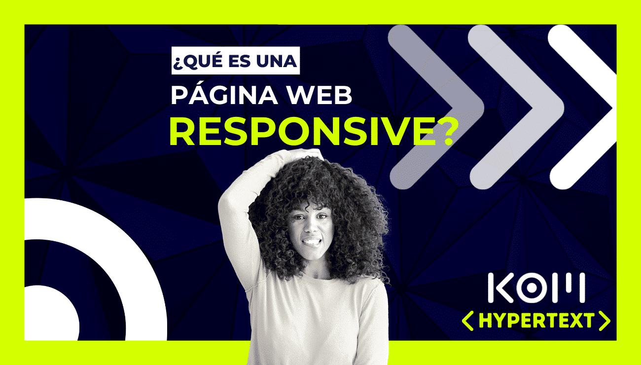 KOM-HYPERTEXT Paginas-web-responsice
