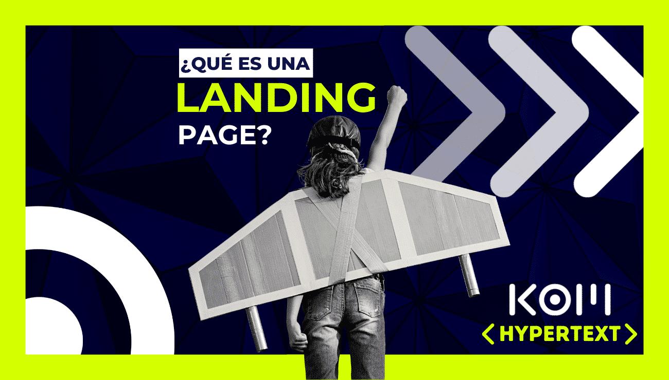 KOM-HYPERTEXT landing-page-peru