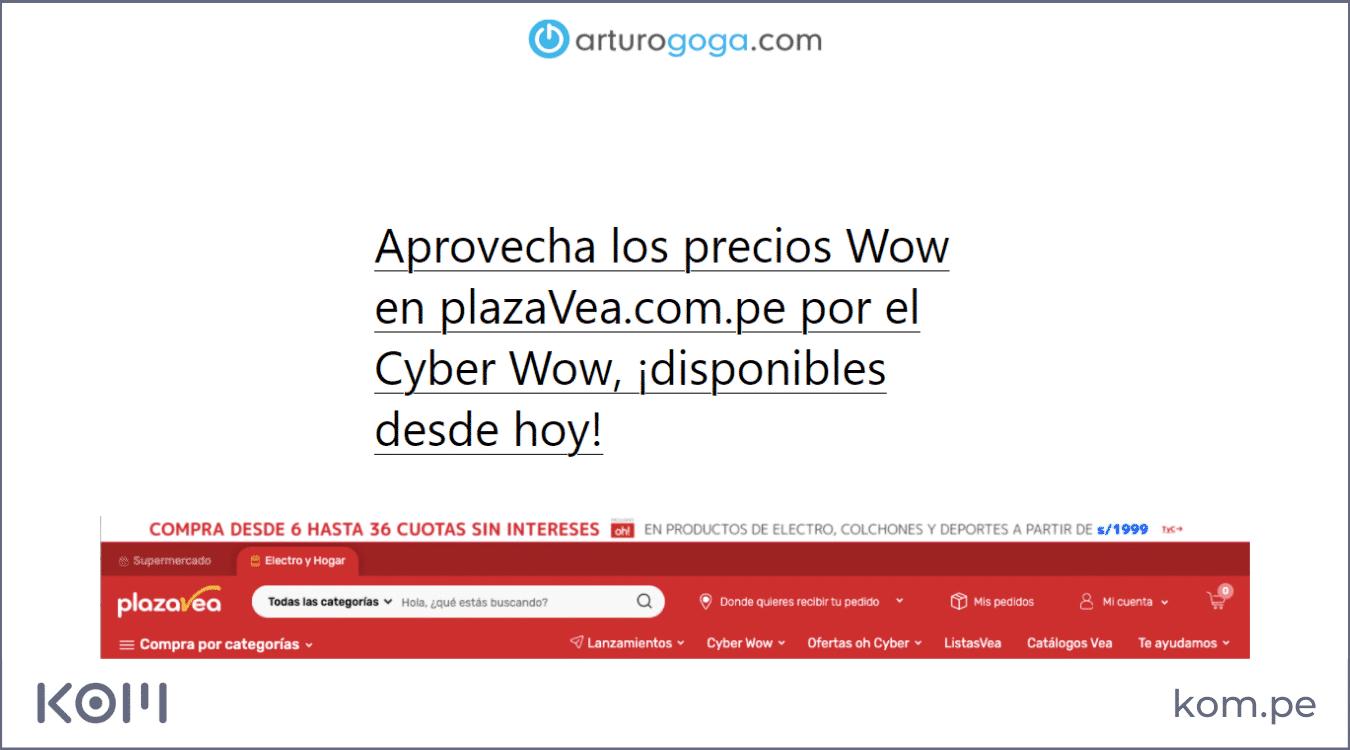 Las 5 mejores páginas web de blogs o bloggers en Perú